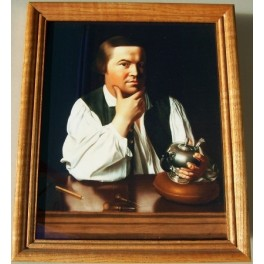 8x10 Paul Revere Framed Photo Print