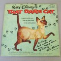 That Darn Cat LP Signed by Bob Brummer