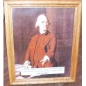 Samuel Adams Framed 8x10 with Quote