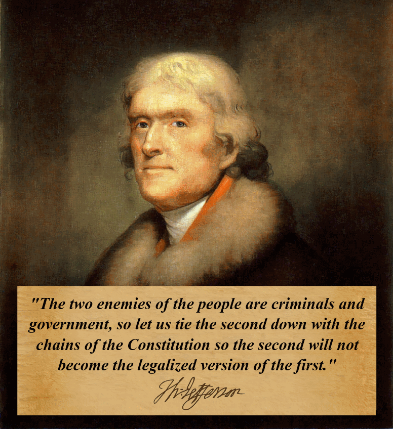 Thomas Jefferson Quotes On