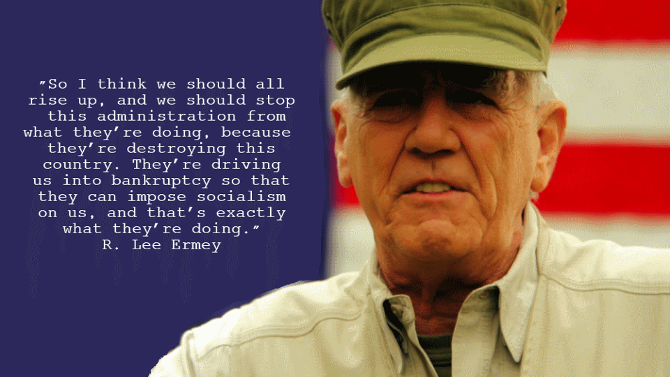 R Lee Ermey Quotes Graphic Quotes: R. Lee...
